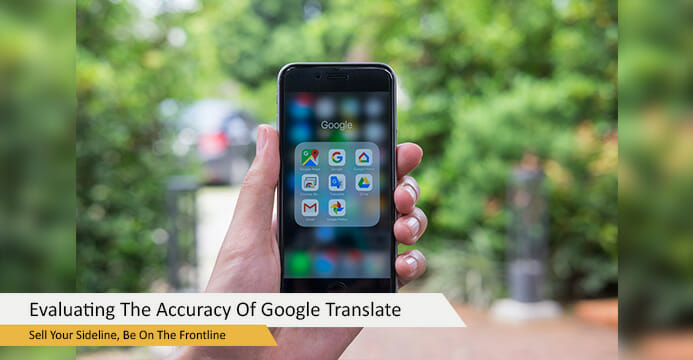 Evaluating The Accuracy Of Google Translate