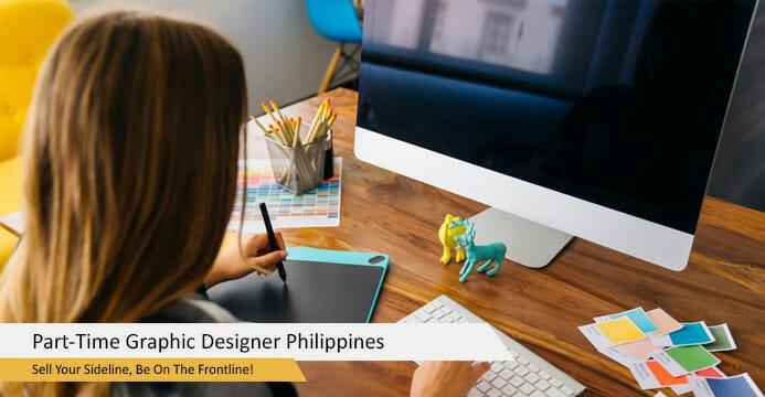 Part-Time Graphic Designer Philippines