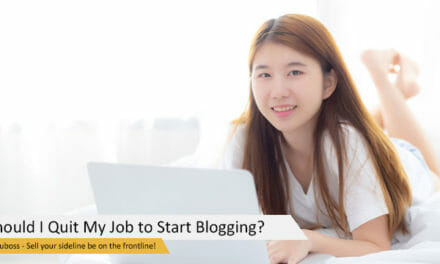 Should I Quit My Job to Start Blogging? | Philippines