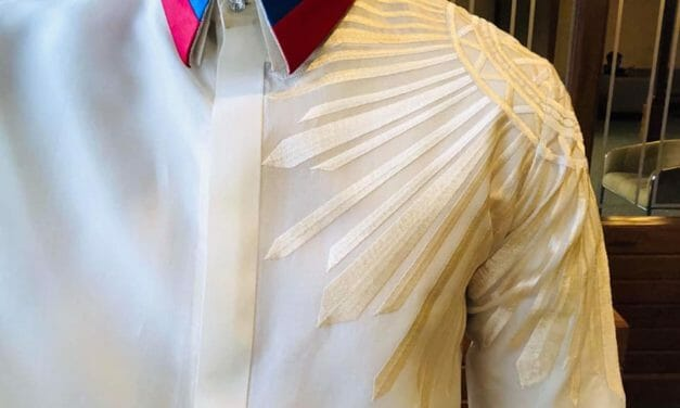 Team Philippines To March In Francis Libiran's Modern Barong