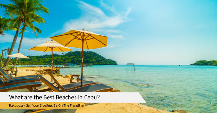 What are the Best Beaches in Cebu?