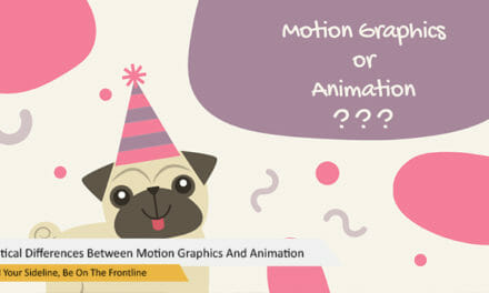 Critical Differences Between Motion Graphics And Animation