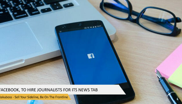 Facebook, to Hire Journalists for Its News Tab