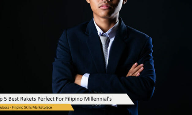 Top 5 Best Rakets Perfect For Filipino Millennial's Looking For An Income Boost