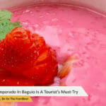 New Strawberry Champorado In Baguio Is A Tourist's Must-Try