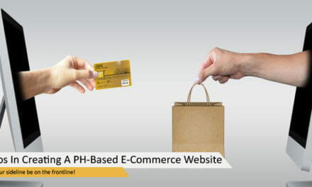 Steps In Creating A Philippines-Based E-Commerce Website