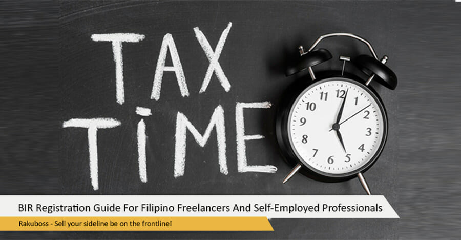 BIR Registration Guide For Filipino Freelancers And Self-Employed Professionals