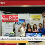 Japan's BiotechJP Introduces Precooked, Low-Protein Rice To Filipino Consumers