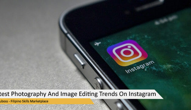 Latest Photography And Image Editing Trends On Instagram