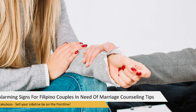 Alarming Signs For Filipino Couples In Need Of Marriage Counseling Tips