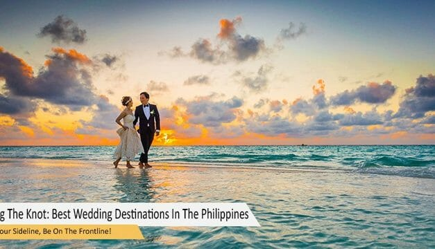 Tying The Knot: Best Wedding Destinations In The Philippines