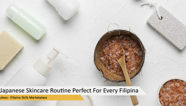 A Japanese Skincare Routine Perfect For Every Filipina