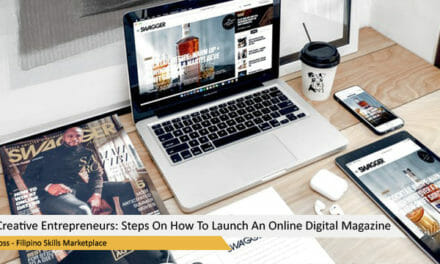 For Creative Entrepreneurs: Steps On How To Launch An Online Digital Magazine