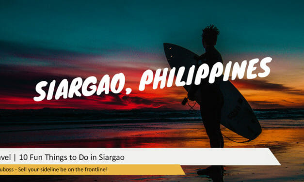 10 Fun Things to Do in Siargao