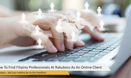 How To Find Filipino Professionals At Rakuboss As An Online Client