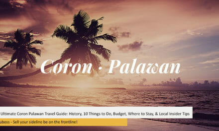 The Ultimate Coron Palawan Travel Guide: History, 10 Things to Do, Budget, Where to Stay, & Local Insider Tips