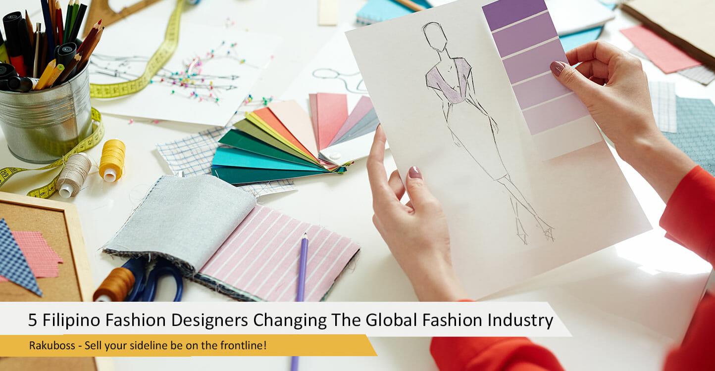 5 Filipino Fashion Designers Changing The Global Fashion Industry