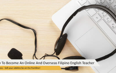 How To Become An Online And Overseas Filipino English Teacher