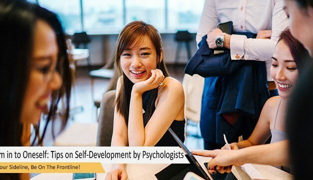 Zoom in to Oneself: Tips on Self-Development by Psychologists