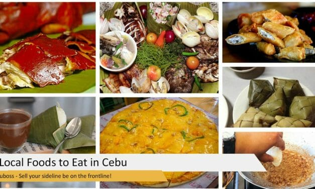 7 Local Foods to Eat in Cebu