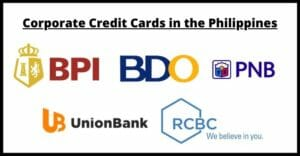 Corporate Credit Cards Philippines