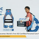 Japanese Exosuit Becomes World's First ISO Certified Personal Care Robot