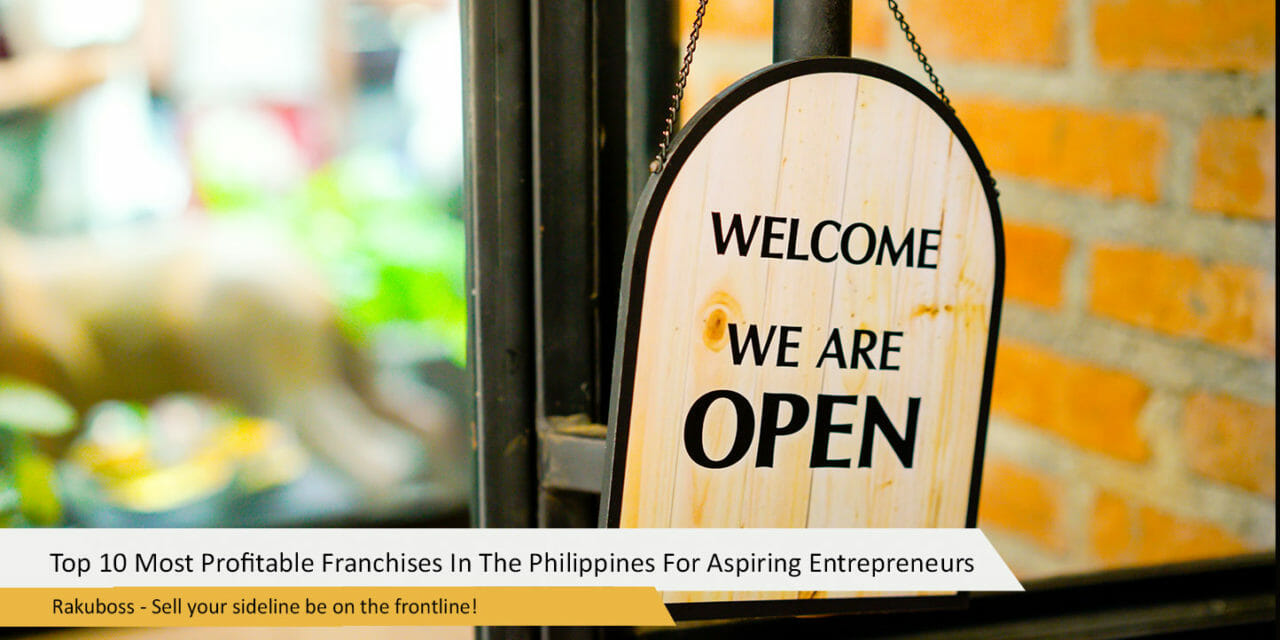 Top 10 Most Profitable Franchises In The Philippines For Aspiring Entrepreneurs