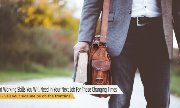 5 Important Working Skills You Will Need In Your Next Job For These Changing Times