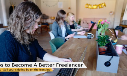 5 Tips To Become A Better Freelancer